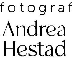 Fotograf Andrea Hestad